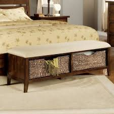 Furniture For Entryway Bedroom Impressive Storage Bench Treenovation Pertaining To