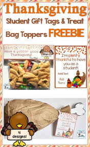 thanksgiving name tags free thanksgiving student gift tags u0026 treat bag toppers lessons