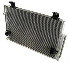 air conditioning condenser radiator for toyota hilux vigo mk6