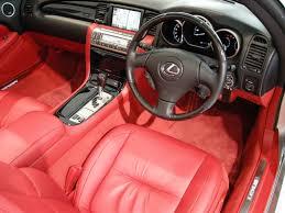 lexus sc430 red interior for sale 2007 lexus sc 430 u2013 pictures information and specs auto