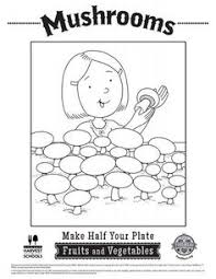 healthy plate coloring page coloring pages food hero healthy vegetable coloring sheets for