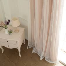 Curtains And Home Decor Inc Aurora Home Mix U0026 Match Blackout With Tulle Lace Sheer 4 Piece
