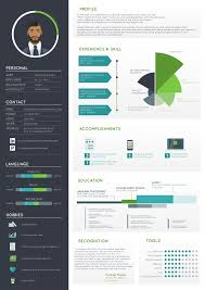 Best Resume Templates Pinterest by Irsyaduddin Ifwat Resume 2016 On Behance Infographic Visual
