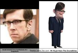 The Incredibles Memes - derek smeath from confessions of a shopaholic totally looks like