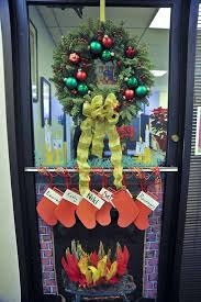 decorating ideas for christmas christmas office ideas christmas office door decorating ideas