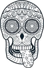 crap cap calavera dias de los muertos candy skulls and a skull