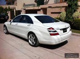 mercedes s class s500 2007 for sale in faisalabad pakwheels