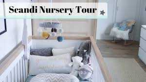 Scandi Style by Nursery Tour Scandi Style Boys Room Youtube