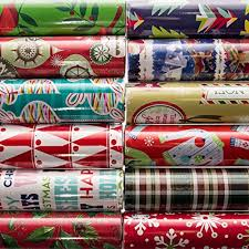 wrapping paper bulk paper craft 24 pack christmas wrapping paper jumbo rolls bulk