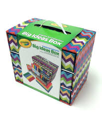 art show ideas crayola big ideas box 77 piece art set zulily