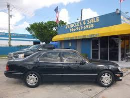 2000 lexus ls 2000 lexus ls 400 4dr sedan in fl vehicles 4 sale