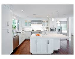 100 all white kitchen ideas get 20 white shaker kitchen