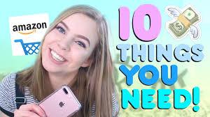 10 cool things to buy on amazon youtube