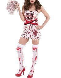 Zombie Cheerleader S M L Zombie Cheerleader Costume U2013 Sales Aholic