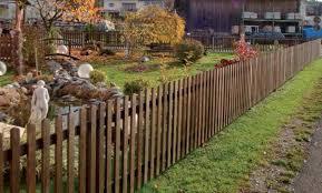 cloture jardin bois les brises vue les clôtures comptoir des bois