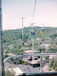 Six Flags Great America Accidents 1978 June 14 View From The Skyway Six Flags Over Mid Amer U2026 Flickr