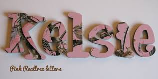 pink camo wall decor shenra com pink realtree letters images reverse search