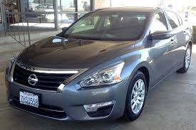 nissan altima check engine light used 2015 nissan altima 2 5 for sale in shingle springs ca