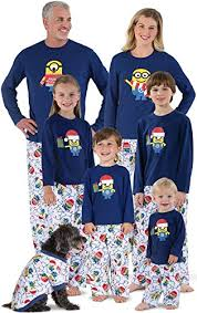 pajamagram officially licensed minion matching family