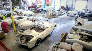max corvette max 36 corvette collection being restored