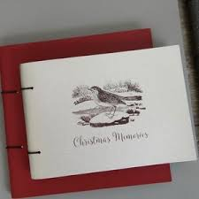 Leather Memory Book Babys First Christmas Album Memory Book By A Touch Of Verse
