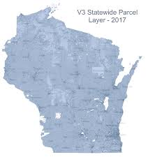 Wisconsin Public Land Map by Parcels Find Data
