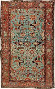 Round Persian Rug by Ancient Northwestern Persian Rugs And Their Beauty By Doris Leslie