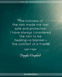 quotes about fall food 15 beautiful quotes about the rain that perfectly capture our love