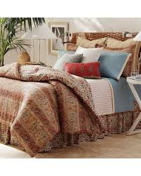 Duvet Cover Sets On Sale Deal Alert 60 Off Chaps Turner Creek Duvet Cover Set Multicolor