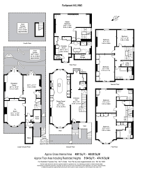 Houses Of Parliament Floor Plan by Parliament Hill Hampstead Nw3 Amberden Estates Estate Agents