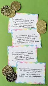 leprechaun treasure hunt clues inner child