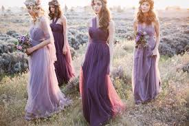 lilac dresses for weddings lilac wedding inspiration yoo dresses 100 layer