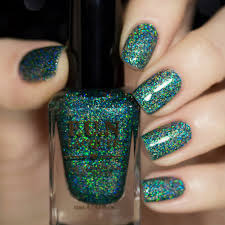 fun lacquer secret h nail polish 1st anniversary collection