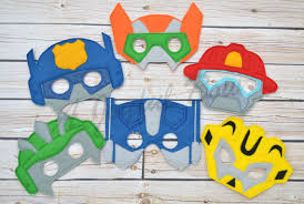Rescue Bots Favors by This Listing Is For 1 Or Set Of All Rescue Bots These Are Made