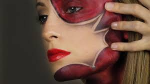 halloween makeup for black skin exposed muscle pulled u0026 stapled skin halloween makeup youtube
