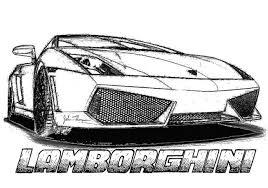 how to draw lamborghini super cars