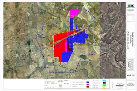 City Of Austin Zoning Map by Von Ormy Star July 2013