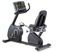 Armchair Exercise Bike 7000 Recumbent Bike Green Series Fitness