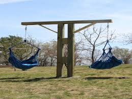 Outdoor Dream Chair Diy Hanging Chair Stand