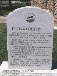 cemetery headstones golden cemetery headstones jefferson county