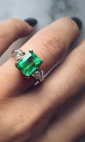 vintage emerald engagement rings 44 vintage inspired engagement rings vintage inspired engagement