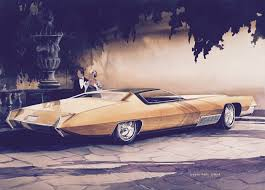 Classic American Cars For Sale Los Angeles Photos Auto Sketches From Detroit U0027s Golden Era You Were Never