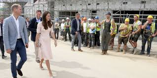 Kate Middleton Meme - a hunky builder meets a giggling kate middleton and alas the