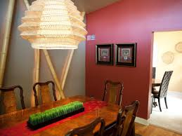 asian dining room photo page hgtv