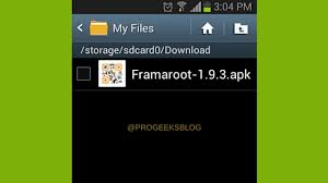 framaroot for android framaroot apk to root your android device