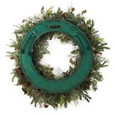 garland wreath hangers ties world