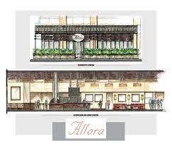 italian restaurant allora is moving into the twelve hotel at