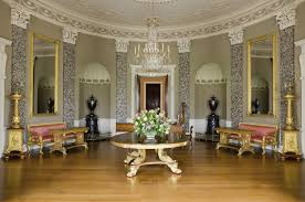 Mixing Greek And Chinese Regency Style At Castle Coole Treasure Hunt - Regency style interior design