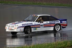 opel race car 72 kak rallyt opel ascona a anders kullang u0026 donald karlsson