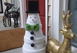 home made outdoor christmas decorations 13 homemade christmas decorations idees and solutions